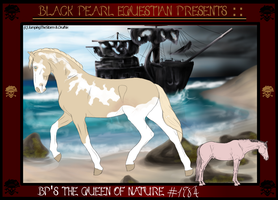 1784 BP's The Queen of Nature by xXxStormyWeatherxXx