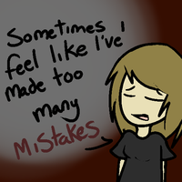 Mistakes by Meowmixed