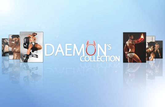 Daemon's Collection Logo by DaemonCollection