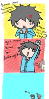 kevin is manly by mittens10