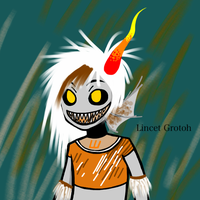 Lincet Grotoh by ZombieHighSchoolKid