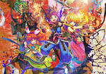 Anime Colors by Inudesign-GFX