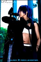 Kaito Black Rock Shooter Ver. by n-a-k-s