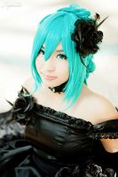 Vocaloid - Dazzling by Taymeho