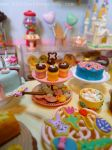 Spring / Easter party food at Littlest Sweet Shop by LittlestSweetShop