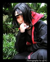 Uchiha Itachi Cosplay - 03 by MissExorcist