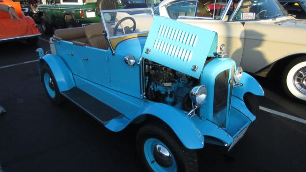 1934 Chevy- Shirley Temple Movie Car by tone4366