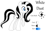 MLP:White Dust Profile by kiananuva12