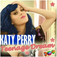 Katy Perry Teenage Dream by caris94
