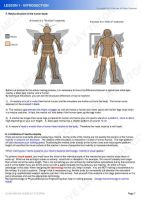 Gundam/ Mecha cosplay tutorial - Lesson 1-4 by Clivelee