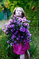 flowers by voudrais