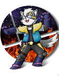Wolf O'Donnel by JS-GameGhost