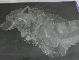 Spectral Wolf by Wolfguardian9