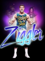 Dolph Ziggler poster - with Aj and Big E by sentryJ