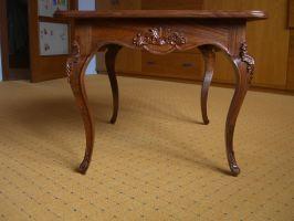 Table Louis XV. - 6 - left view by bengo-matus