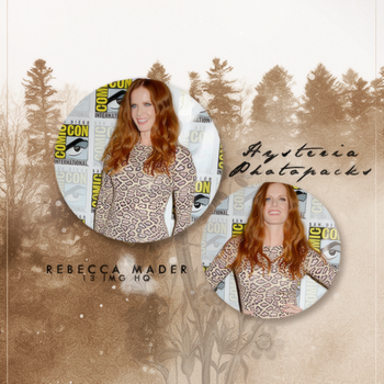 Photopack 577 // Rebecca Mader by HysteriaPhotopacks
