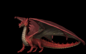 Red Dragon by homestah