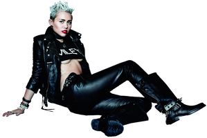Miley Cyrus - PNG/Render by tommz2011
