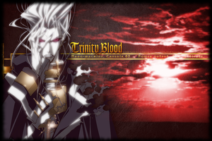 Trinity Blood - Abel the Crusnik by AnimalLovers626