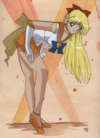 Sailor Venus by shinigami-sama