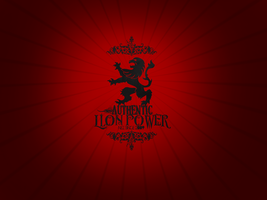 ''Authentic'' Lion Power by Nicoezm