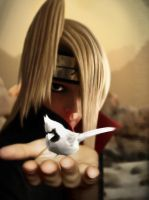 Deidara : Art is a Blast by tsxworld