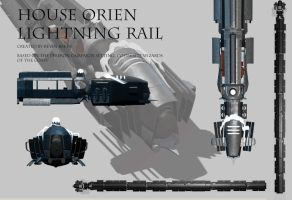 House Orien Lightning Rail by Meloncov