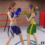 Clash of the Cousins (Part 1) by FistFightergal