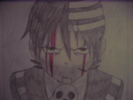 Soul Eater- Death the Kid by Magic-Yaoi-Mushroom