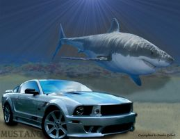 Ford Mustang by skg2008