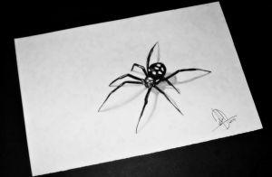 Aranha by WendrilDrawings