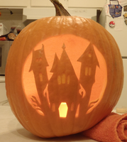 House Pumpkin No. 5, Light by johwee