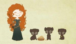 Merida by lagoliver