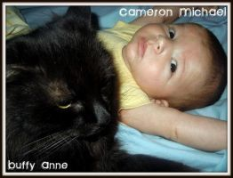 Cameron Michael And Buffy Anne by Rainbow826