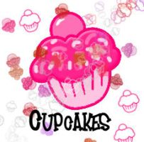 Cupcakes Photoshop Brushes by MaximilianMaxwell