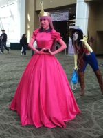 PB and Marceline - Sakura Con 2012 by xxignoredxx