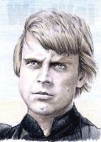 Luke Skywalker charity PSC by whu-wei