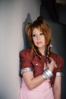 FFVII - Aerith I by MissNoblesse