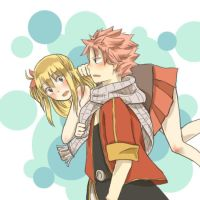 NaLu 4ever 2 XD by Mei-chan-k3
