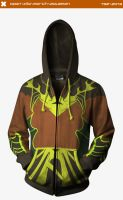 Aquaman Hoodie by seventhirtytwo