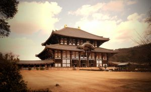 Todaiji by jyoujo