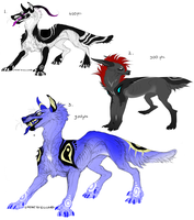 Canine adopts closed by Rae-77