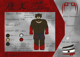 Reference Sheet: 2014 by SlateFang