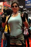 Lara Croft - NYCC 2012 by SpideyVille