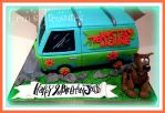 Scooby and the Mystery Machine! by gertygetsgangster