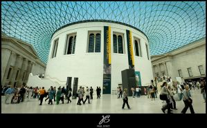 The British Museum - London by Hacky-Sack