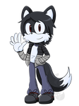 Comission: Josep the fox by elisonic12