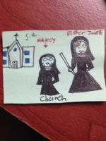 SISTER JUDE CHURCH. SG NANCY by JOHNSRODRIGUEZ1997