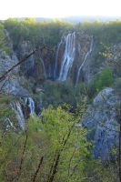 croatia waterfalls by pungen