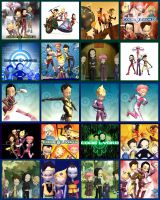 Code Lyoko Collage by SquareEnixRocks